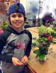 Junior Garden Club Member