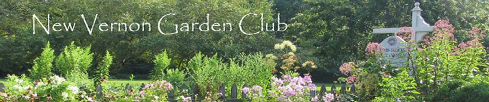 Calendar :: New Vernon Garden Club